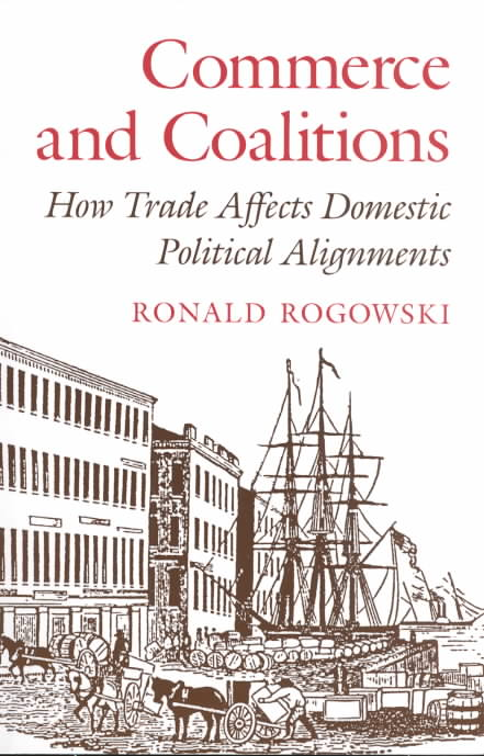 Commerce and Coalitions By Rogowski, Ronald